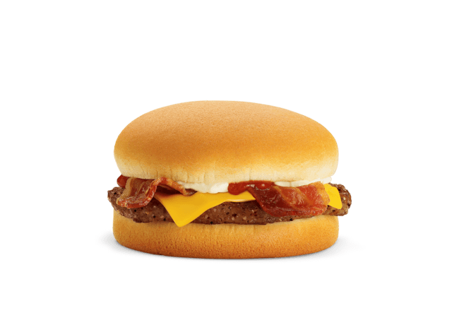 Jr. Bacon Cheeseburger
