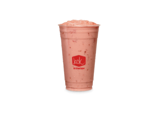Fat Free Strawberry Banana Smoothie