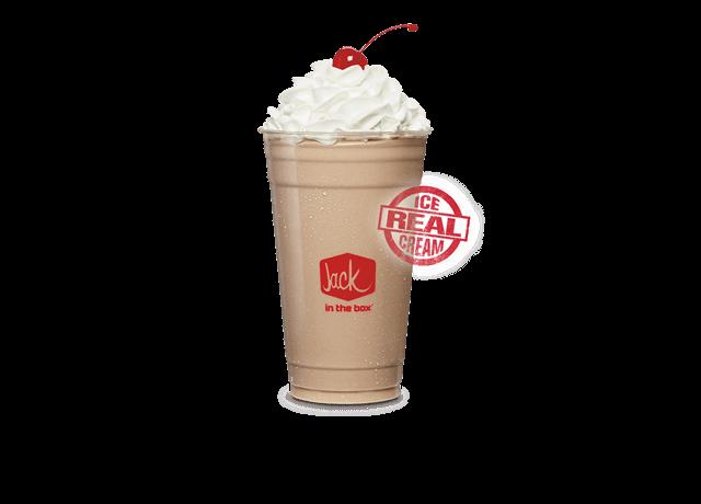 Chocolate Ice Cream Shake