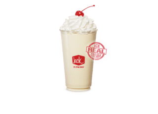 Vanilla Ice Cream Shake