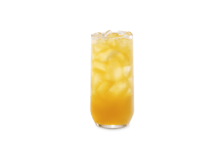 Mango Flavored Iced Tea