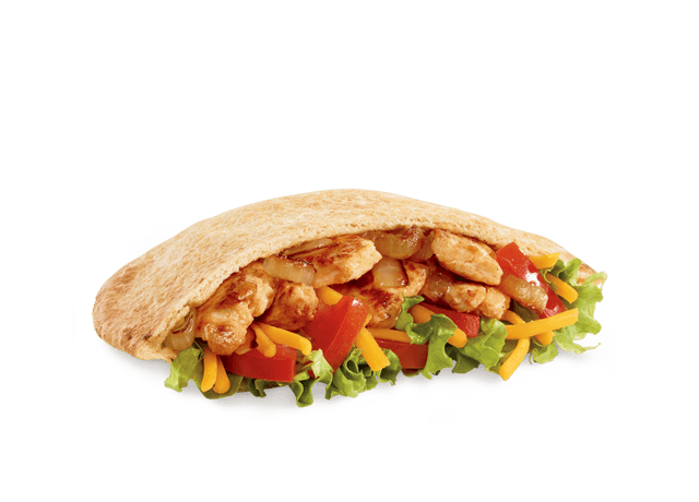 Chicken Fajita Pita