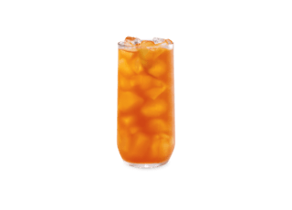 Peach Flavored Iced Tea