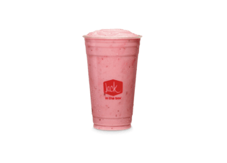 Fat Free Strawberry Smoothie