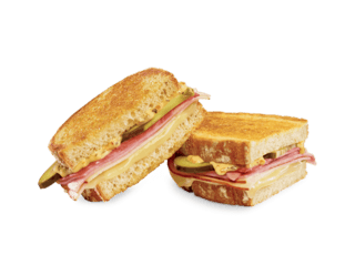 Deli Trio Grilled Sandwich