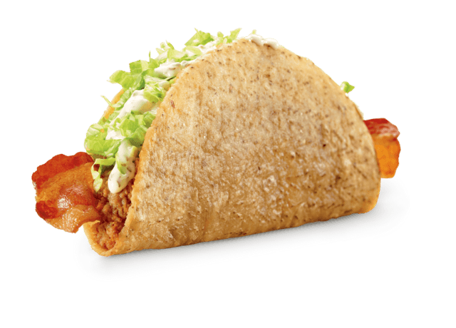 Bacon Ranch Monster Taco